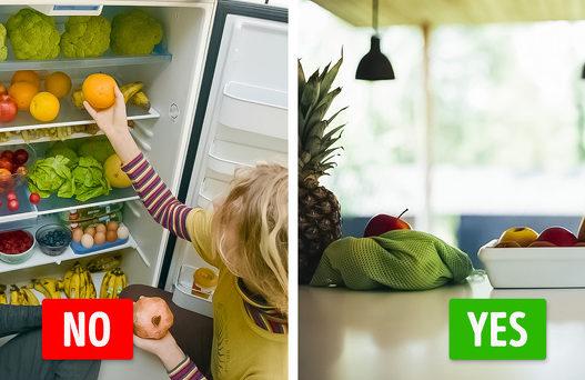 Këto janë produktet ushqimore që nuk duhet mbajtur në frigorifer