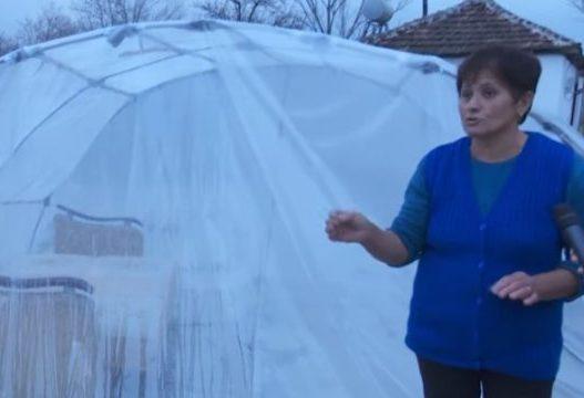 Ka tre javë që rri në çadër prej plastmasi, gruaja: Për dritat vijnë të parët tek unë, për ndihma asnjëri