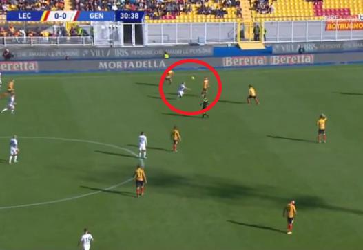 Pandev nuk e njeh plakjen, shënon golin e javës në Serinë A