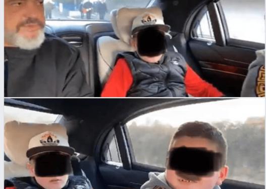 Vetëm për show e propagandë, gazetari: KM rrezikoi jetën e dy fëmijëve teksa po i transportonte për në shkollë