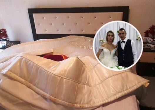 Iku nga kjo botë pesë ditë pas martesës, familjarët e Rezartës: S'janë helmuar nga magalli, kemi dyshime