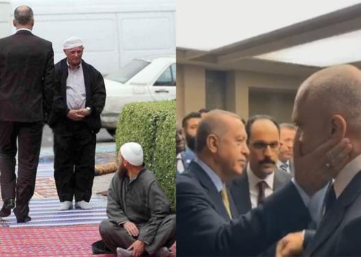 """""""Njeriu që dikur shkelte aty ku faleshin besimtarët, sot citon Kuranin"""""""