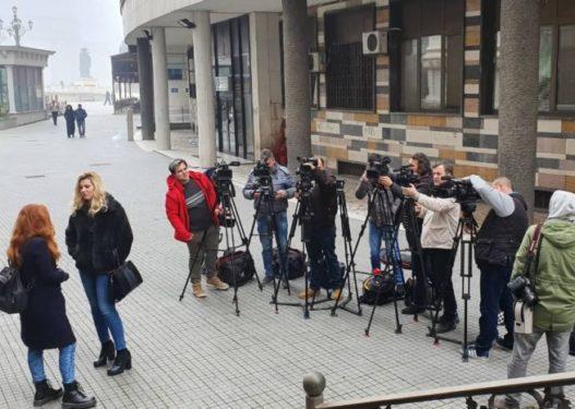 Gazetarët dëbohen nga Gjykata Kushtetuese