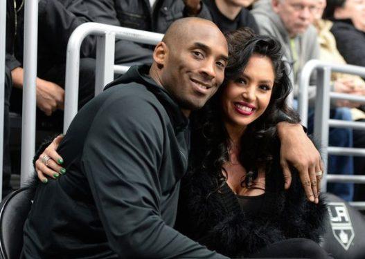"""Kobe Bryant kishte një """"marrëveshje"""" me gruan e tij Vanessa, që të mos udhëtonin së bashku në një helikopter"""