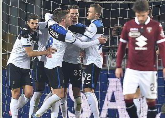 """Atalanta e Gjimshitit papërmbajtshme në Serie A, shkakton """"tërmet 7 ballësh"""" në Torino"""