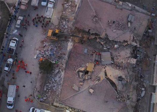 Pamjet e trishta që vinë nga Turqia pas tërmetit/ Raportohet për 20 viktima