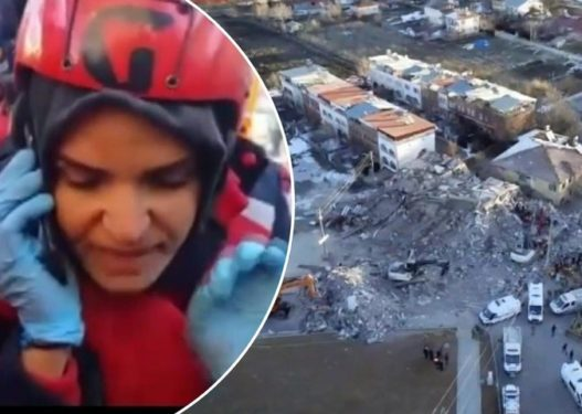 Turqia lehtësohet/ Ky është momenti kur ekipi i shpëtimit nxjerr nga rrënojat personat gjallë