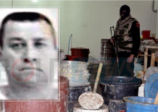 U kap në laboratorin e Xibrakës, kolumbiani kokainës përfiton ulje dënimi
