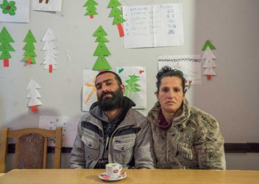 Lufta për një copë bukë/ Historia e hidhur e çiftit që përndiqet nga Bashkia e Tiranës dhe Policia e Shtetit