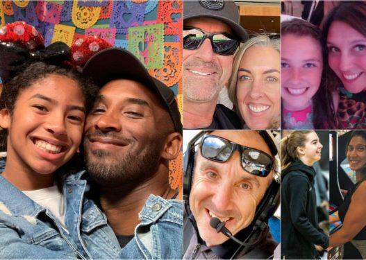 U shua një familje, kush janë viktimat e tjerë që ishin në helikopterin e Kobe Bryant