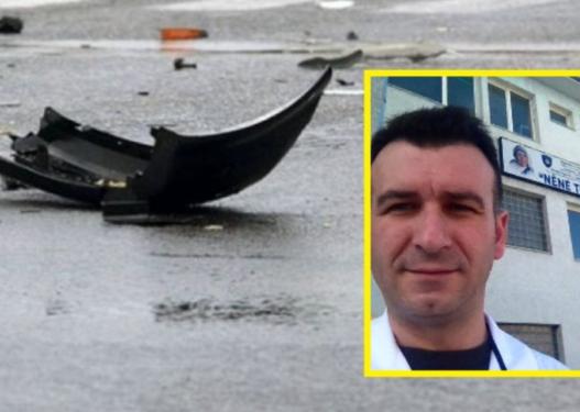 U godit në murin e një shtëpie, vdes mjeku nga Kosova