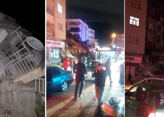 Tërmeti në Turqi/ Raportohet se ka shkuar në 15 numri i viktimave