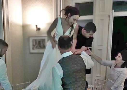 Plas sherri në mes të dasmës, kunati bën për spital nusen, motrën dhe nënën e saj