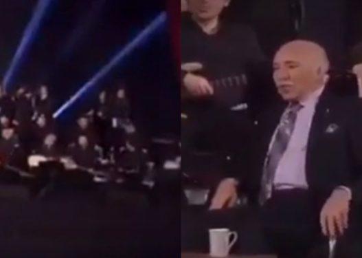 U filmua e gjitha/Të ftuarit në emsioninin turk u lëkundën live nga tërmeti: Ju lutem qetësohuni, qetësohuni
