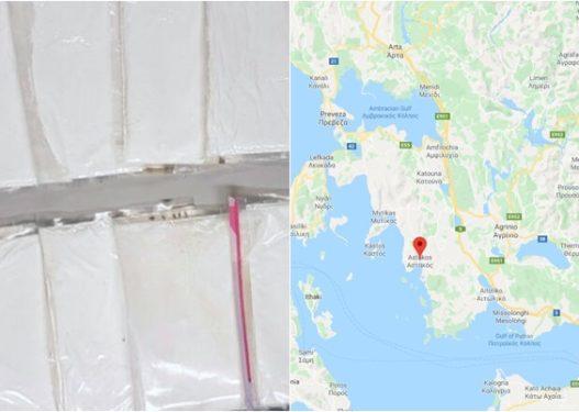 """1.2 ton kokainë nga Karaibet në Greqi, """"koka"""" e grupit ishte një shqiptar"""