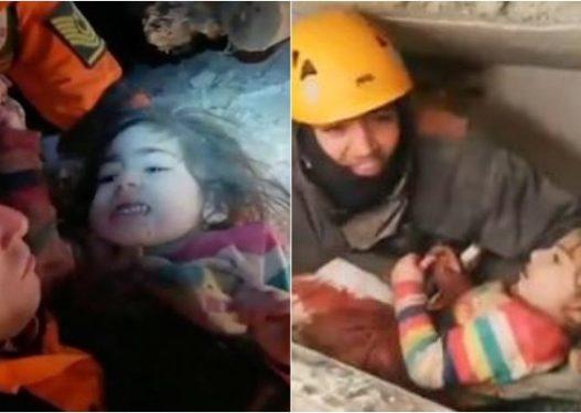 Tërmeti tragjik në Turqi/ Të përqafuara nën rrënojat e shtëpisë, nxirren pas 24 orësh nënë e bijë