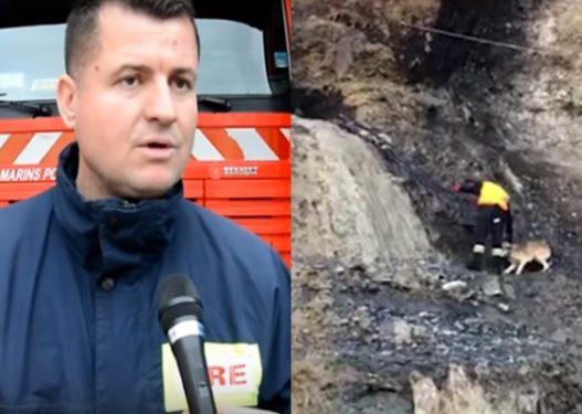 Rrezikoi jetën e tij për të shpëtuar një qen, ky është zjarrfikësi hero nga Elbasani