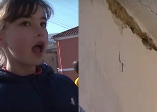 Në vitin 2020 në nxënësit e shkollës 9 vjeçare kanë frikë se mos iu bie tavani në kokë