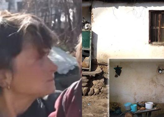Ka ditë që as bukë të thatë nuk mund të hanë/ Kjo familje shqiptare jeton në mjerim të skajshëm
