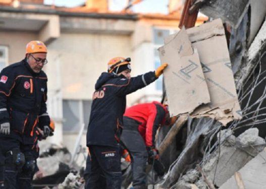 Bilanc tragjik nga tërmeti në Turqi, shkon në 29 numri i viktimave
