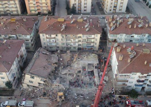 Rëndohet bilanci i viktimave nga tërmeti në Turqi, shkon në 39