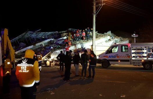 Turqia nuk gjen qetësi/ Shkon në 18 numri i viktimave nga tërmeti