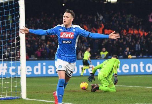 Napoli mund Juventusin dhe i bën nder Interit