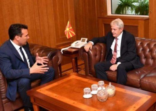 Qeveria e re e Maqedonisë së Veriut/ Zaev tashmë ka kontaktuar me liderët e partive shqiptare