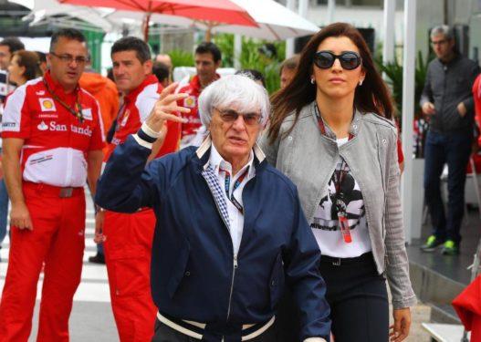 """Bossi i """"Formula 1"""" do të bëhet baba në moshën 89-vjeçare"""