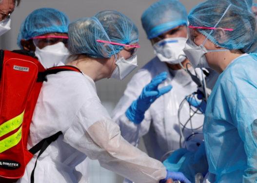 Francë/ Shkon në 4503 numri i viktimave nga koronavirusi, 471persona humbën jetën në 24 orët e fundit