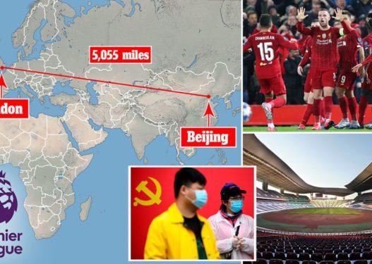 Propozimi i çmendur: Premier League të zhvendoset në Kinë