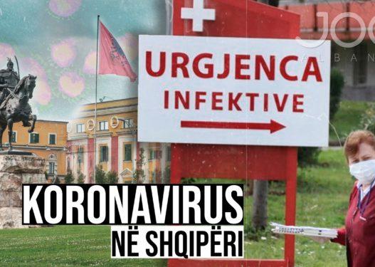 Koronavirusi në Shqipëri/ 8 prej të infektuarve janë fëmijë