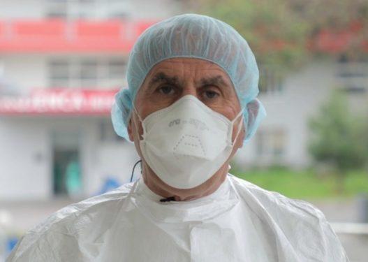 Mjeku Pipero: Këtë javë pritet të arrihet piku, javën e dytë të prillit mund të ulet numri i të prekurve