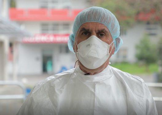 Mjeku Pipero sërish apel për të qëndruar në shtëpi: Ky virus i prek të gjithë, s'bën përjashtime