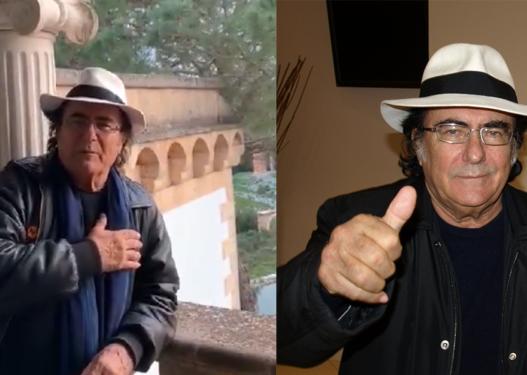 """""""Ju përqafoj"""", Albano Carrisi falenderon publikisht shqiptarët: Së shpejti do festojmë funeralin e këtij virusi me """"Felicita"""""""