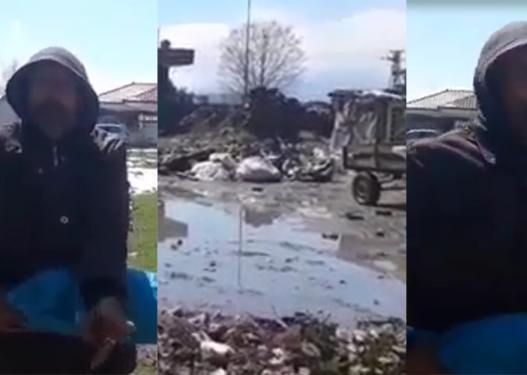 """""""Po vdes! Aty ku jetoj unë as qeni s'jeton"""", rrëqeth banori i komunitetit rom: Bashkia s'më ka dhënë asnjë ndihmë!"""