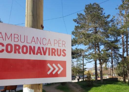 Nga 270 pacientë në Kosovë me COVID-19, 89 në gjendje të rënduar