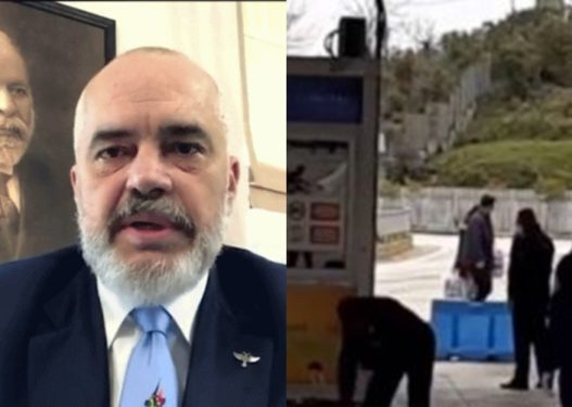 Duan të vinë në vendin e tyre, Rama-shqiptarëve: Mos tentoni, kufiri është mbyllur!