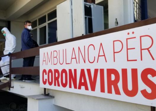 Koronavirusi/ Shkon në 126 persona numri i të infektuarve në Kosovë