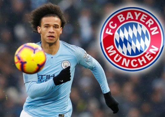 """Bayerni nuk heq dorë nga sulmuesi i Cityt, gati ta sjellë në """"Allianz Arena"""""""