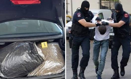 I shpallur në kërkim ndërkombëtar për trafik narkotikësh, prangoset 49-vjeçari