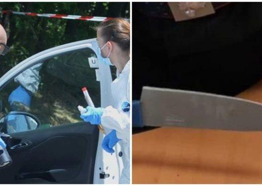Sherr për xhelozi/ Shqiptari plagos me thikë e pistoletë gruan