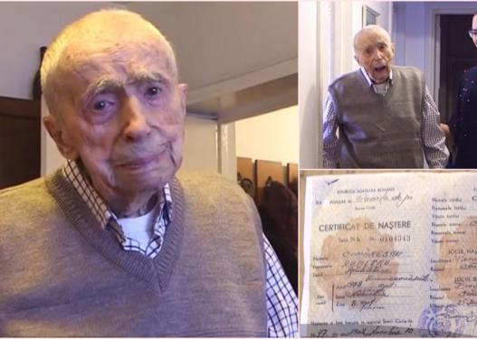 I mbijetoi dy luftrave botërore, burri më i vjetër në botë tregon sekretin e jetëgjatësisë së tij