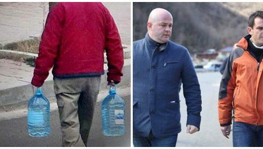 Qytetarët s'kanë ujë, Redi Molla i UKT harxhon 40 milionë lekë për të përgjuar shoferët