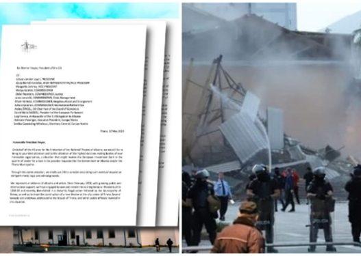 """AMT letër Bankës Europiane për Investim: Mos i jepni hua qeverisë për ndërtimin e """"Teatrit të ri"""""""