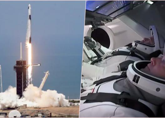 SpaceX shkruan historinë, bëhet ndërmarrja e parë private që dërgon astronautë në orbitë