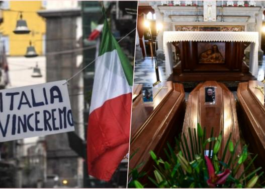 Italia drejt fitores ndaj Covid-19/ Raportohen 50 vdekje të reja, shërohen edhe 1639 pacientë të tjerë