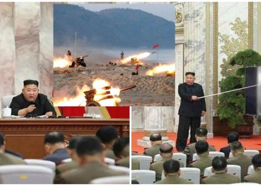 Kim Jong Un rishfaqet pas 3 javësh, organizon takim për shtimin e arsenalit bërthamor