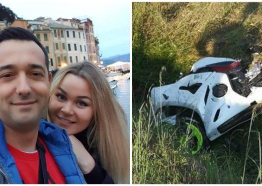 Ndërron jetë i riu në Itali, miku i tij thirrje shqiptarëve: Të ndihmojmë familjen e Klajdit, la pas Bryan-in e vogël