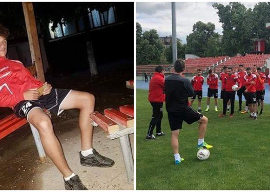 Futbolli në zi/ Ndërron jetë në moshën 18-vjeçare lojtari i Skënderbeut